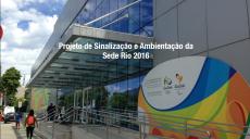 Case de sinalização da Rio 2016