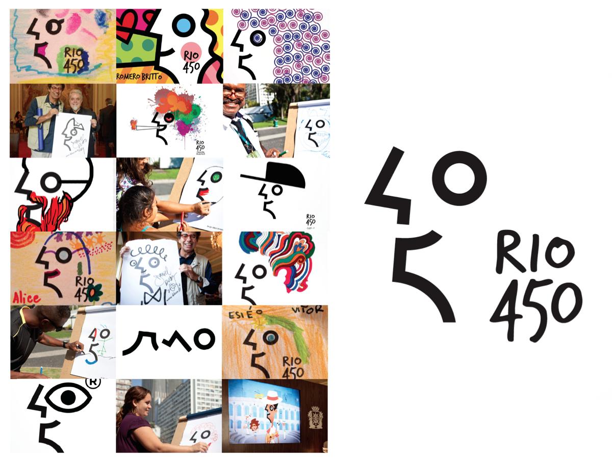 Case Crama Design de UX Branding: Rio450