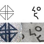 Imagens de aplicação da marca.